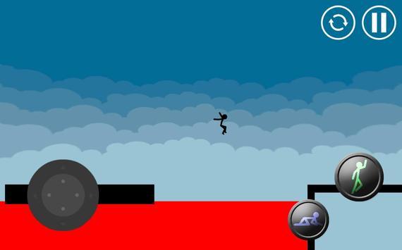 Stickman Parkour Platform screenshot 4