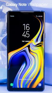 Galaxy Note 9 Wallpaper Lock Screen Background For Android Apk