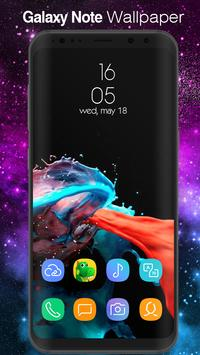 Galaxy Note 9 Wallpaper Lock Screen Background Fur Android Apk