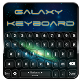 Galaxy Keyboard icon