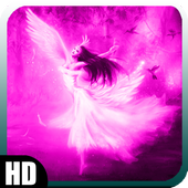Pink Fairy Pack 2 Wallpaper icon