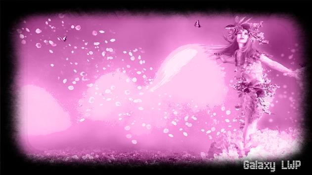 Pink Fairy Pack 2 Wallpaper screenshot 2