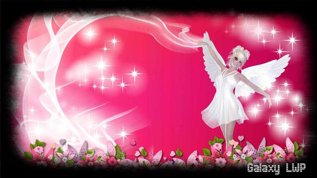 Pink Fairy Pack 2 Wallpaper screenshot 3