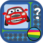 Match Cards - Car Game icon