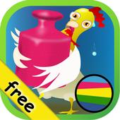 Fun Animal Weigh Free Kid Game icon