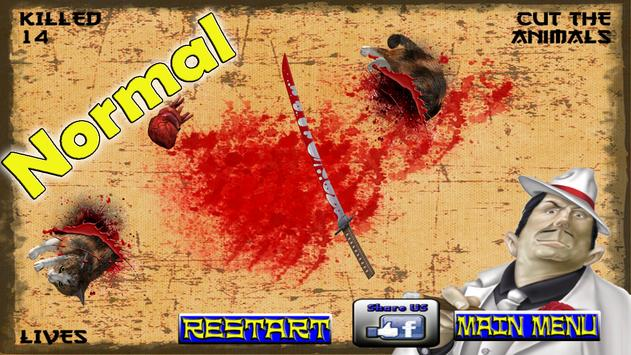 Animal Ninja apk screenshot