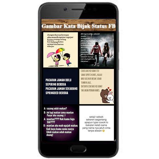 Gambar Kata Bijak Status Fb Für Android Apk Herunterladen