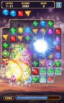 Jewel King Deluxe apk screenshot