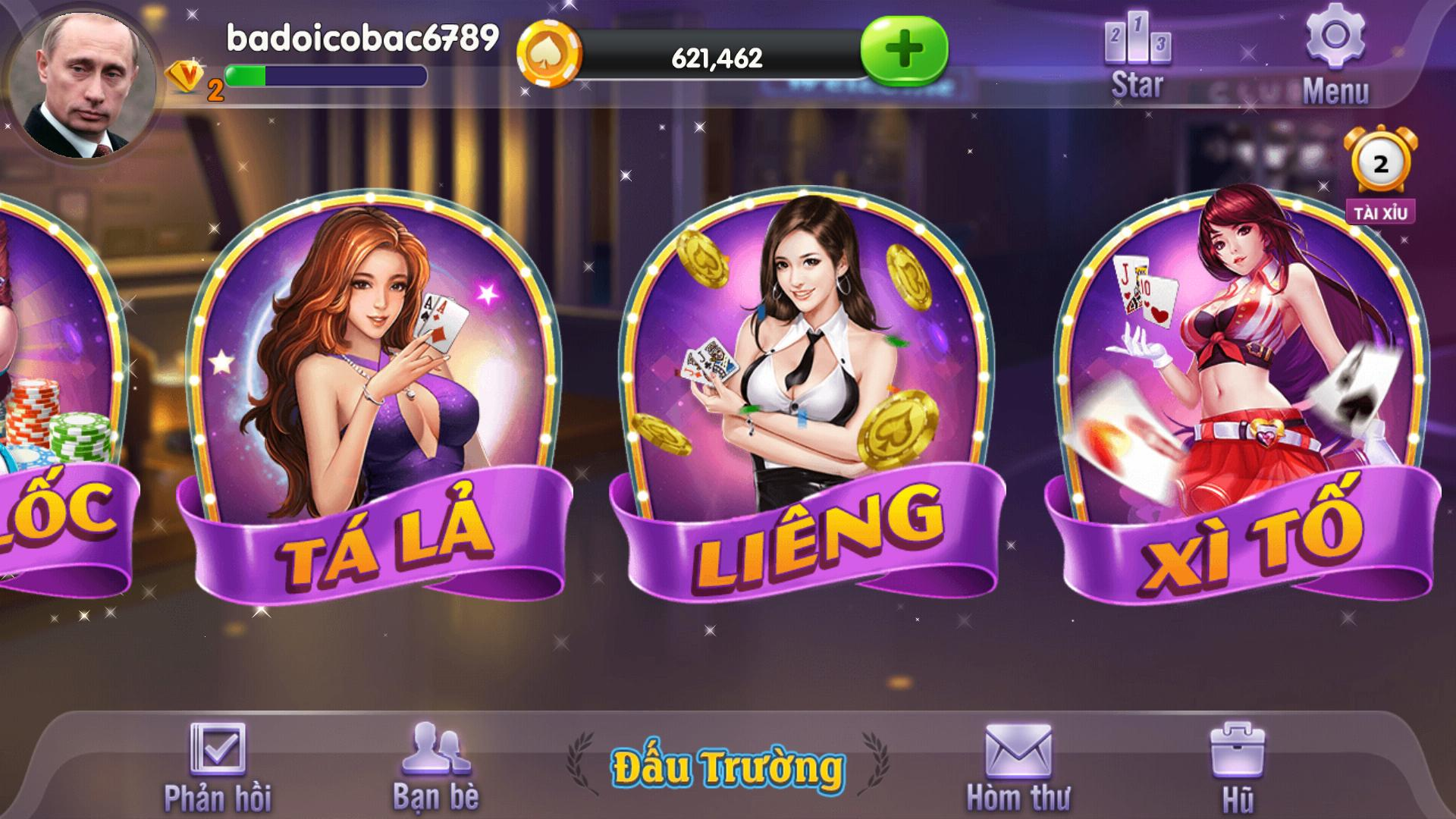 Dau Truong 52-Game Bài Online poster