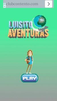 Luisito Adventures poster