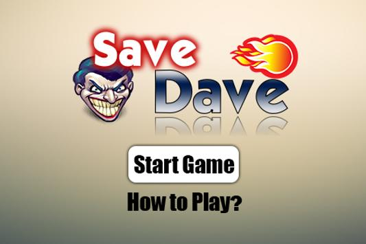 Save Dave poster