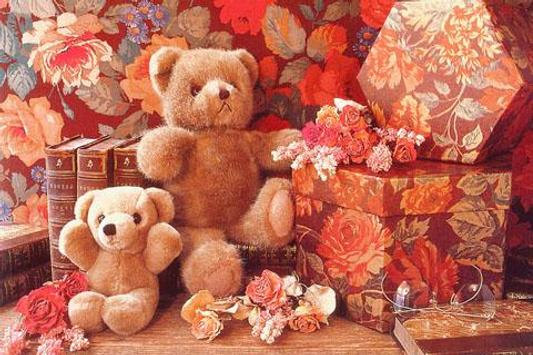 Teddy Bear Jigsaw Puzzle apk screenshot