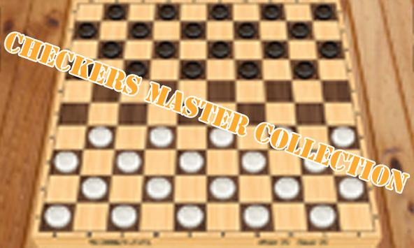 Checkers Master Collection poster