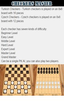 Checkers Master Collection screenshot 2