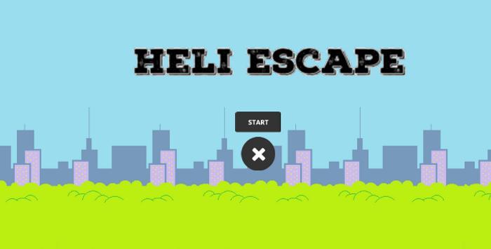 Heli Escape poster