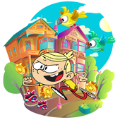Lincoln Loud Adventure House icon
