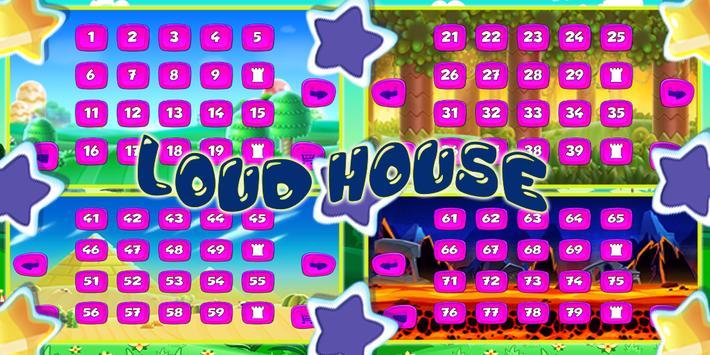 Lincoln Loud Adventure House screenshot 11