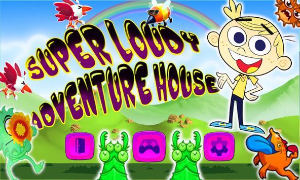 Lincoln Loud Adventure House screenshot 1