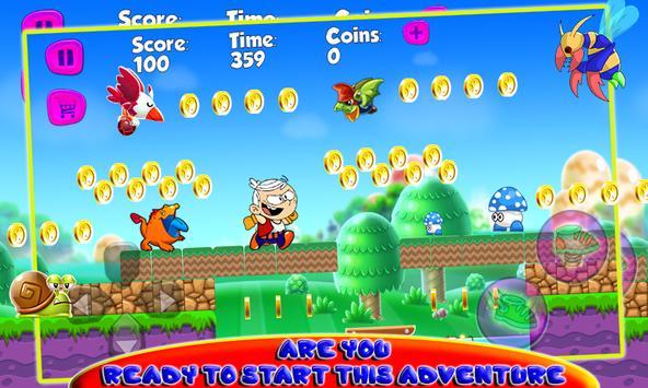 Lincoln Loud Adventure House screenshot 9