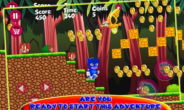 Pj Catboy Masks screenshot 4