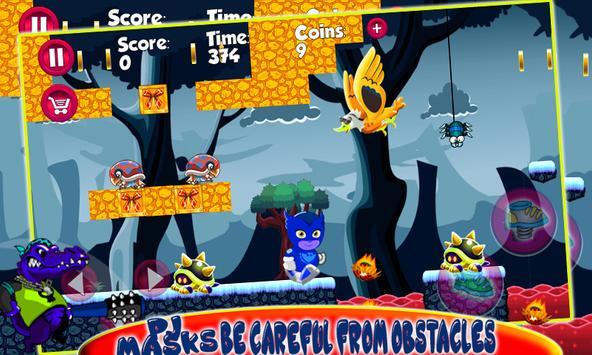 Pj Catboy Masks screenshot 10