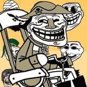Troll Face Puzzle icon
