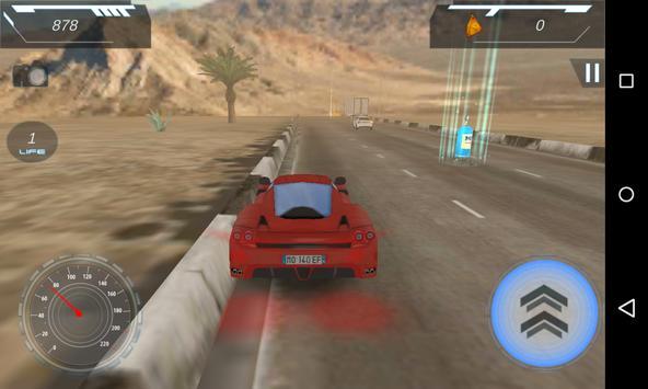 Turbo Speed Racing screenshot 1