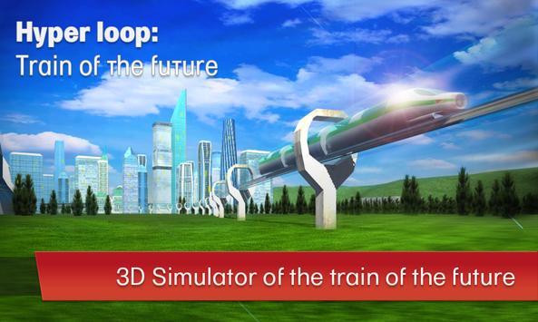 Hyper Loop: Train Simulator poster