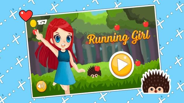Running Girl apk screenshot