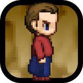 Impossible underground escape icon