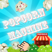 Popcorn Machine. Best free game 2017 icon