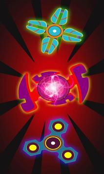 Super Spinner Dark poster