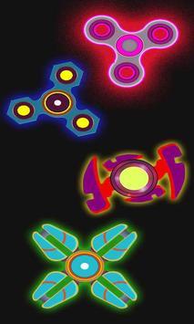 Super Spinner Dark apk screenshot