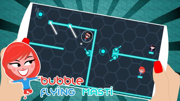 Bubble Escape WTH? poster