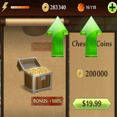 Coins For Shadow Fight 2 icon