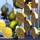 Coins For Zombie Tsunami icon
