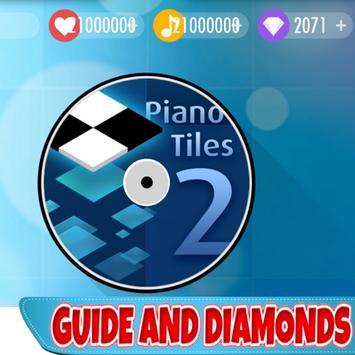 Diamond For Piano Tiles 2 poster