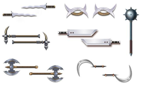 Weapons For Shadow Fight 2 screenshot 1