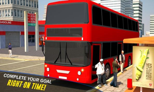 City Tourist Bus Driver apk screenshot