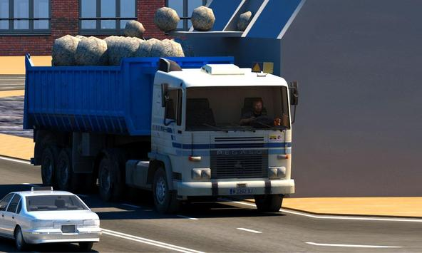 Heavy Duty Truck Transport apk screenshot