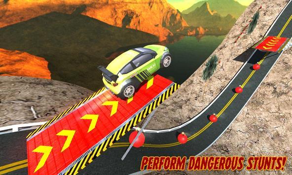 Hill Climber Racing Car Driver poster