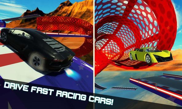 Xtreme GT Stunts Car Racing poster