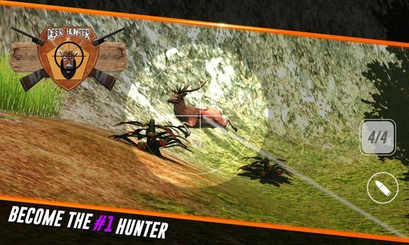 Deer sniper hunter adventures screenshot 1