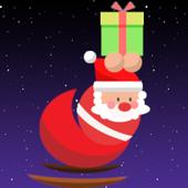 Noah's Flying Santa icon