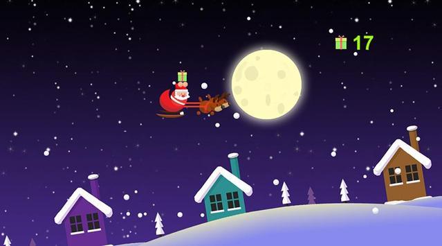 Noah's Flying Santa screenshot 1