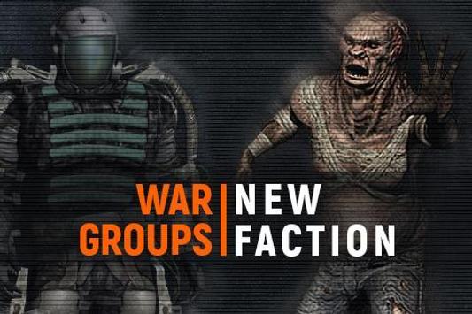 War Groups poster