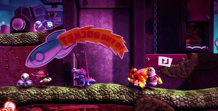 New Hints Little Big Planet 3 Free poster
