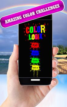 Color Logix Challenge : Switch The Color apk screenshot