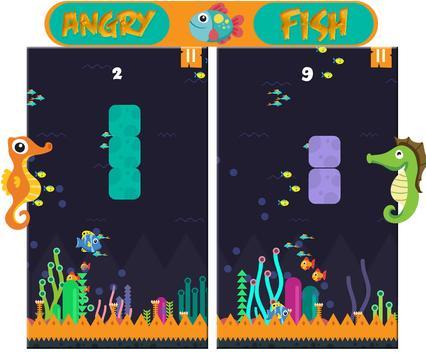 🐟 Flappy Fish Go  🐟 apk screenshot
