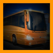 Telolet Bus Driving Classic icon